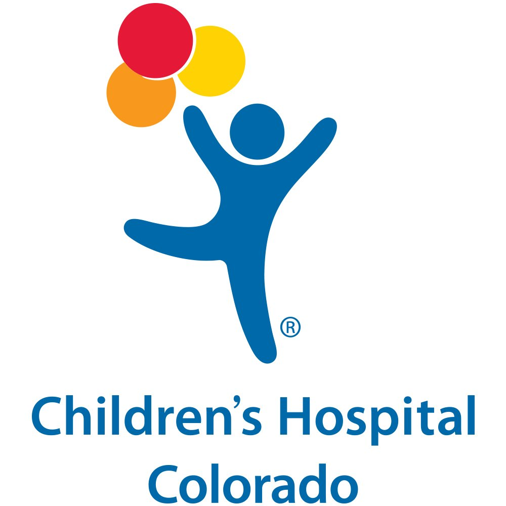 Children's Hospital Colorado logo.