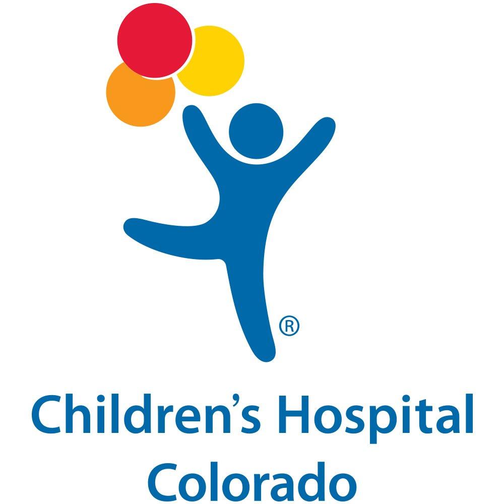 Children's Hospital Colorado logo.