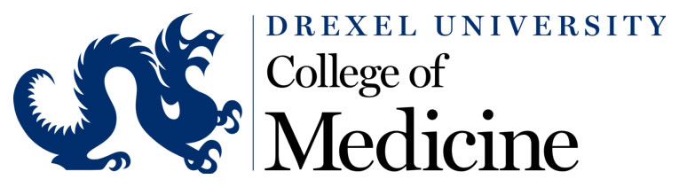 Drexel University College of Medicine logo.