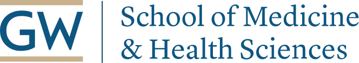 School of Medicine & Health Sciences logo.