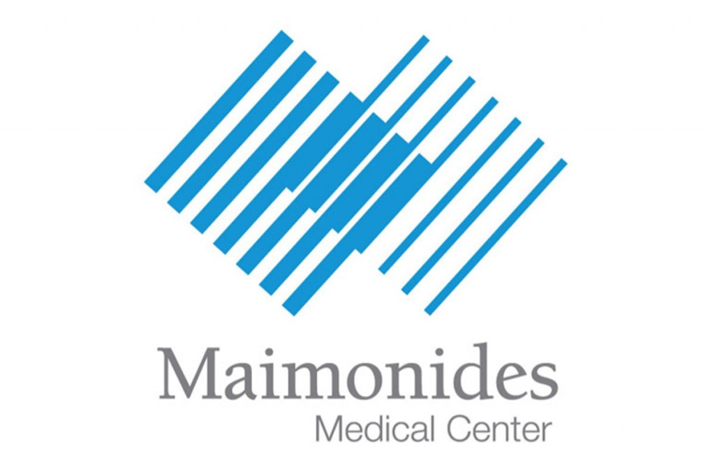 Maimonides Medical Center logo.