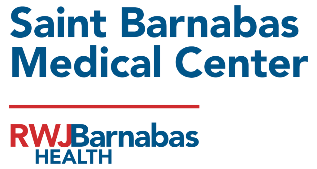 Saint Barnabas Medical Center logo.
