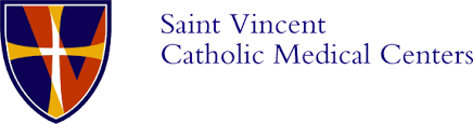 Saint Vincent Catholic Medical Centers logo.