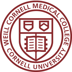 Cornell University. Weill Cornell Medical College seal.